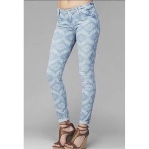7 For All Mankind Aztec Skinny Jean